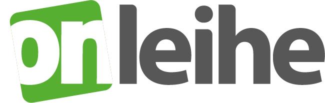 Blick auf das Onleihe Logo